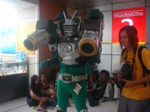 Sentai, Cosplay, Toycon