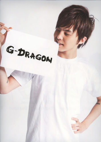 G Dragon, Big Bang